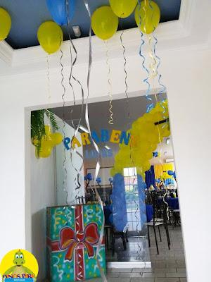 BUFFET INFANTIL EM BAURU DINOS PARK