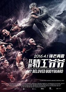 Download Film My Beloved The Bodyguard (2016) TC 720p Subtitle Indonesia