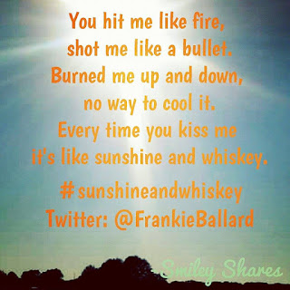 Sunshine and Whiskey Lyrics