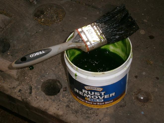Green rust goo!