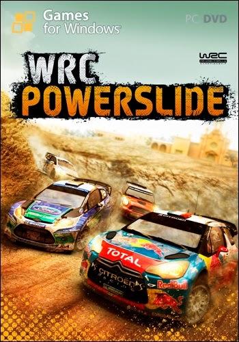 WRC PowerSlide PC Cover
