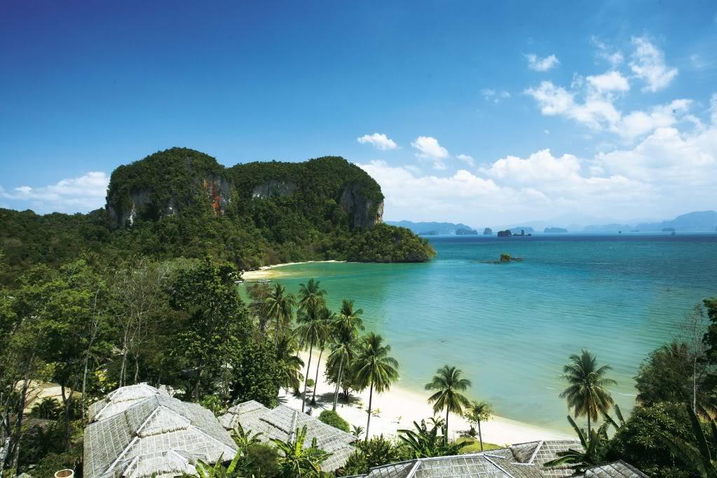Tailandia ko yao yai praia