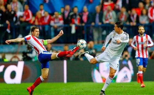 Atletico Madrid 0-0 Real Madrid