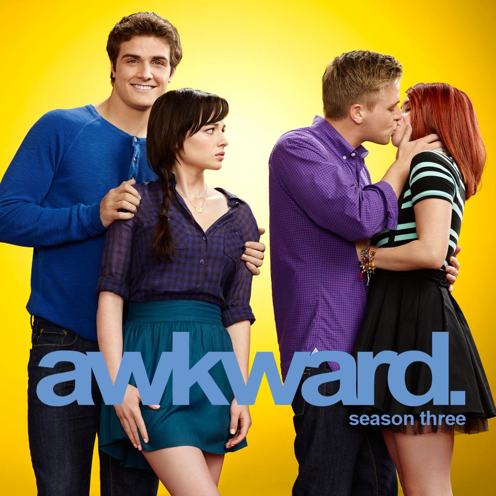 Amazoncom Awkward Season 4 Vol 1 Ashley Rickards