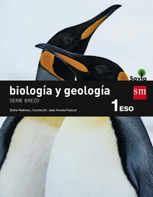 LIBROS DE TEXTO Biología y geología . Serie Brezo . 1 ESO - Secundaria Savia SM - Edición 2015 | MATERIAL ESCOLAR : Curso 2015-2016 Comprar en Amazon