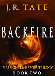 Backfire - Firefighter Heroes Trilogy (Book Two)