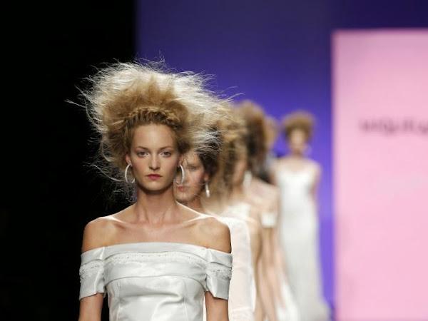 Tendencias maquillaje y peluquería novias 2016