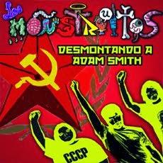 Disco Desmontando a Adam Smith de Los Mosntruítos