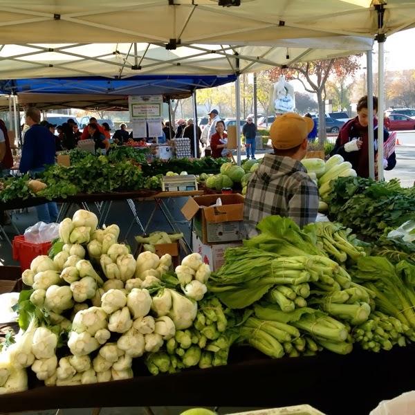 NowThisLife.com - Farmer's Market Stall