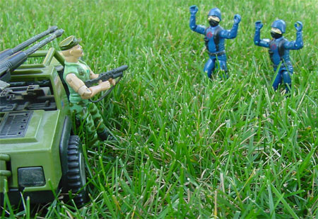 1983 Gung Ho, VAMP, Cobra Trooper
