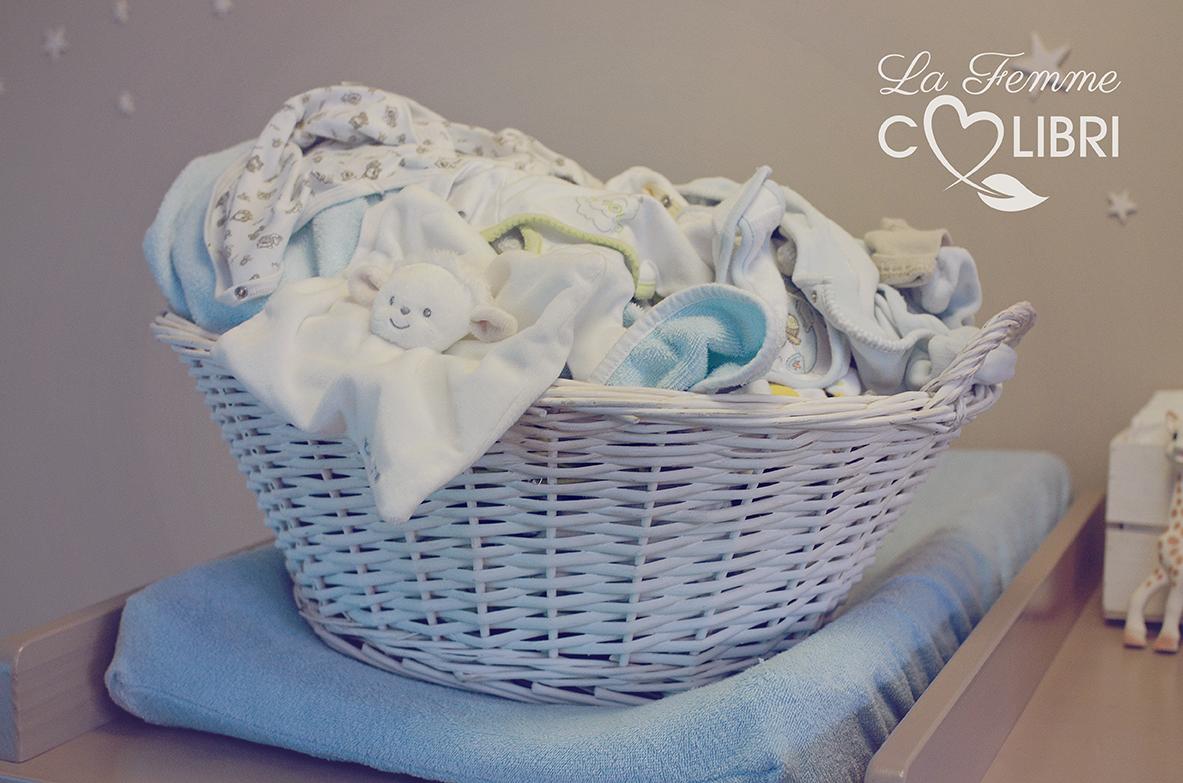 La femme colibri les lessives de b b - Comment laver les vetements neufs de bebe ...