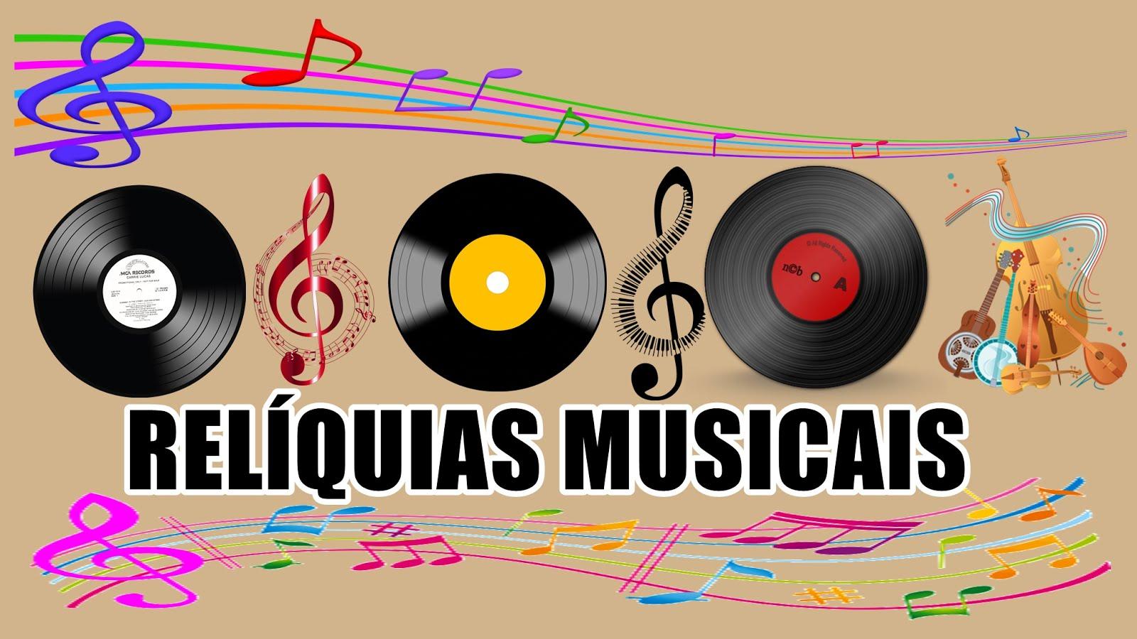 """SE INSCREVA EM NOSSO CANAL DO YOUTUBE """"RELÍQUIAS MUSICAIS""""..."""