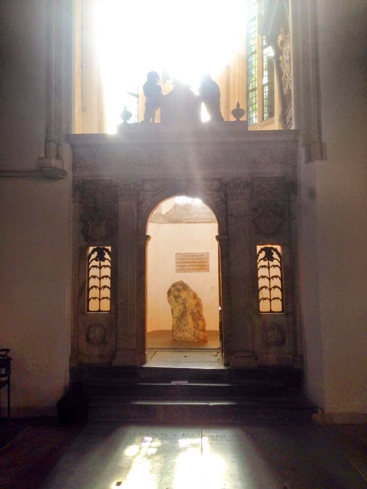 SALON/Big Bang: Navid Nuur at the Oude Kerk