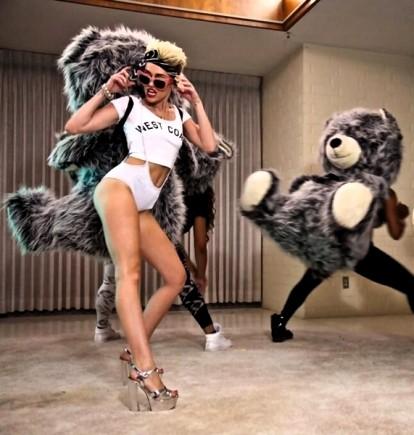 El culito de Miley Cyrus