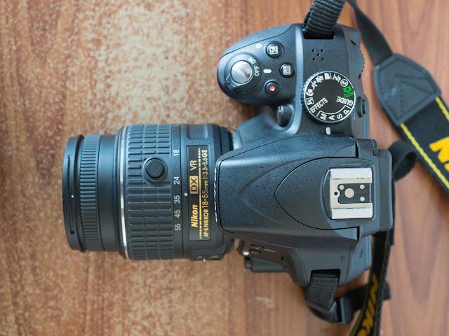 Nikon D3300 18-55