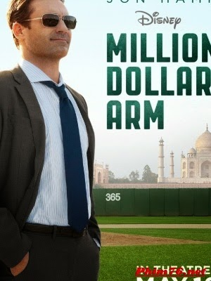 Cánh Tay Triêu Đô   Million Dollar Arm