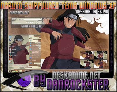 TEMAS de NARUTO PARA WINDOWS XP Y 7 HASHIRAMATXPP