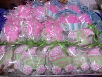 Fancy cookies untuk majlis aqiqah