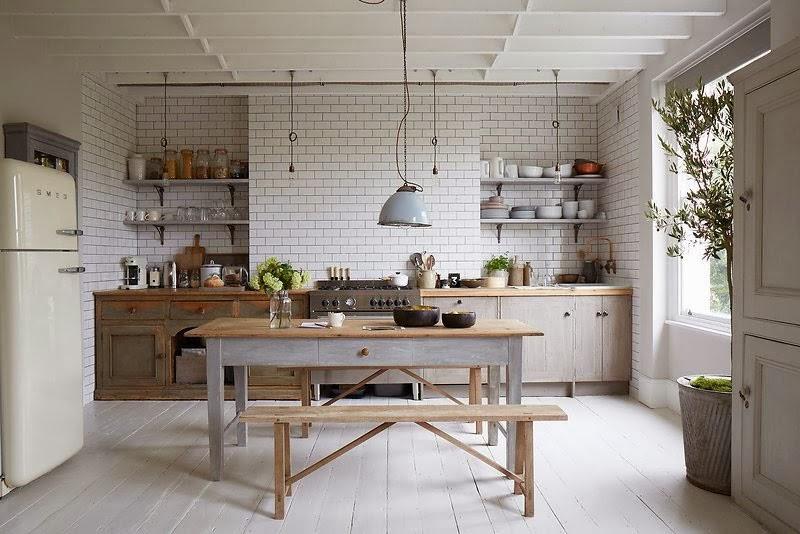 Los \'must have\' de una cocina \'vintage\' | Maria victrix