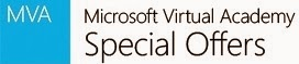 Microsoft Virtual Academy Special Offers