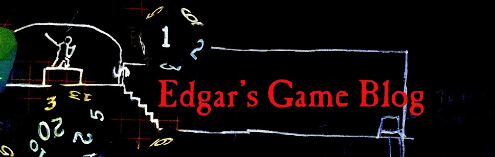 Edgar&#39;s Game Blog