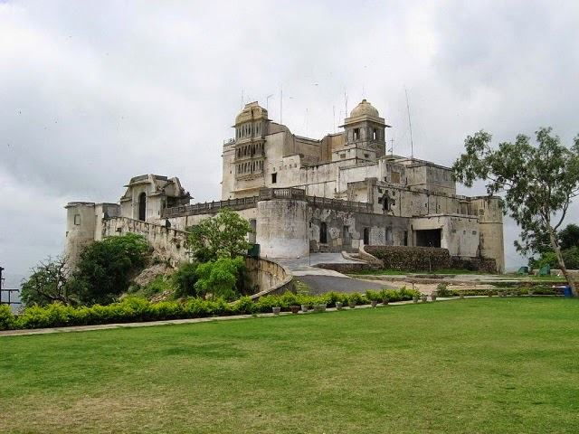 Monsoon Palace in Udaipur, Rajasthan