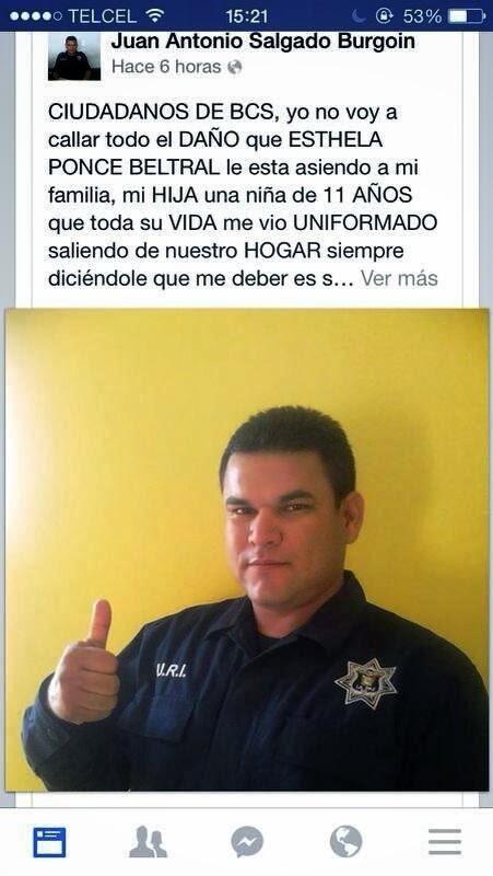 Asesinan a ex comandante de policía en BCS La+Paz+lll