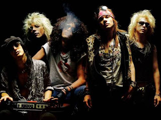 GnR rock band