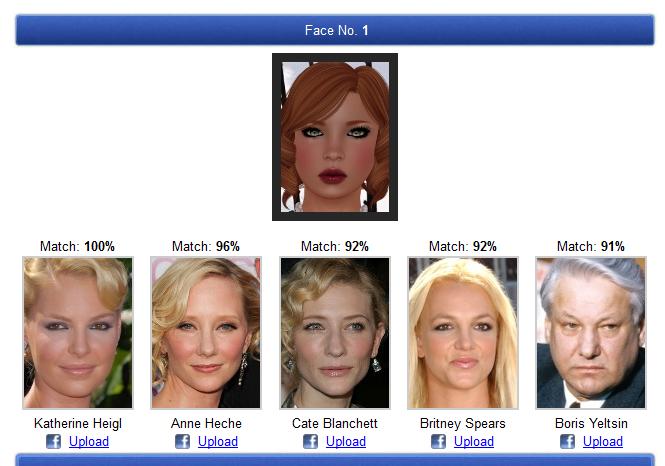 Creating Celebrity-Like Skin for Avatar? - Fashion ...