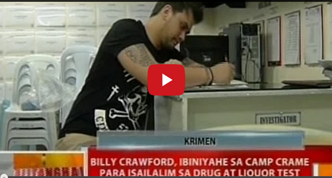 Billy Crawford Arrested-Detained then Apologizes - Videos Updates