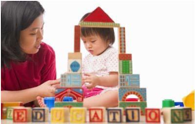 Bermain adalah penting untuk kanakkanak, tetapi ia lebih penting bagi