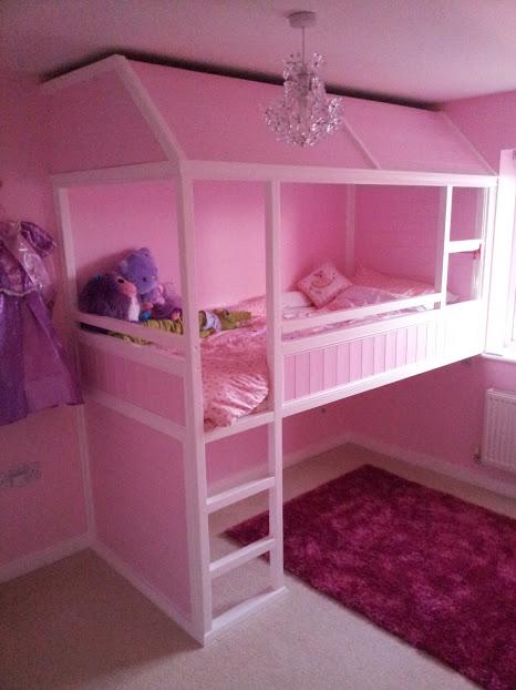 Kura Princess Bed Get Home Decorating