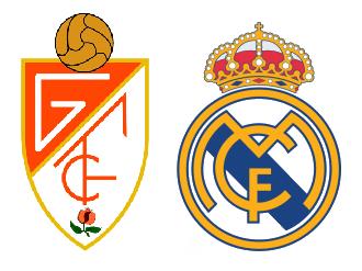 InfoDeportiva - Informacion al instante. REPETICION GRANADA VS REAL MADRID. Goles, Resultados, Estadisticas, Online