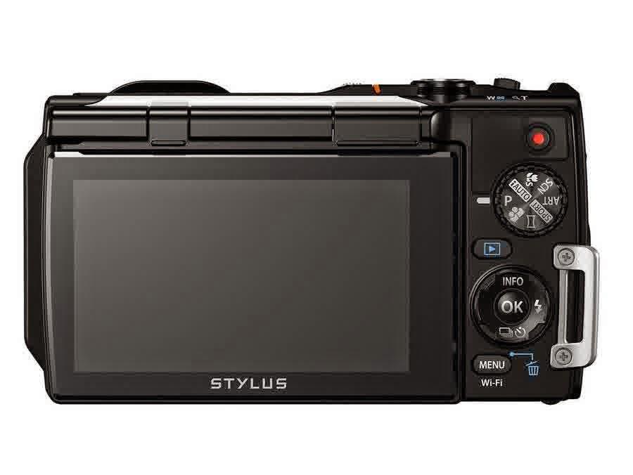 Kamera tangguh Olympus Stylus Tough TG-860