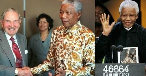 """""""Nelson Mandela, Masonería y su numero 666"""""""