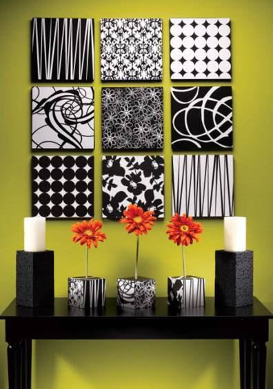 Home Furniture and Patio: Contemporary and Modern Wall Decor