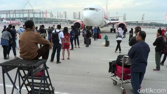 Antisipasi Aksi Teror, TNI AU Jaga Ketat Bandara Solo