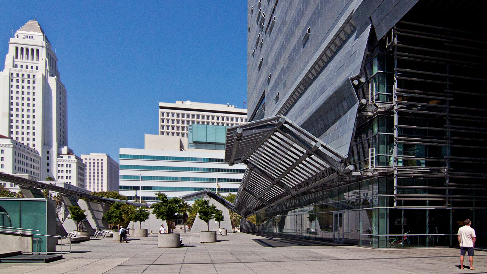 Rob Cleary Caltrans District 7 Headquarters Morphosis Architects
