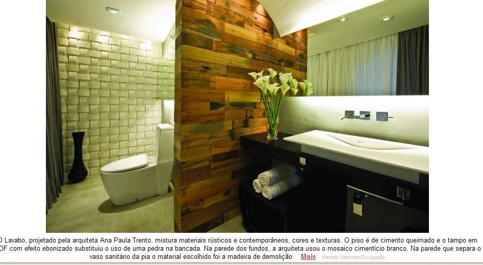 Diário da Joaquina BANHEIROS E SUAS BANCADAS -> Cuba Banheiro Grande