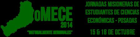 JoMECE 2014 - 15 y 16 de octubre