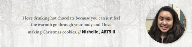 Michelle, UAlberta - Winter