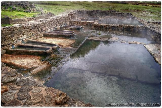 Baños Romanos Ourense:Un paseo,una foto: Termas romanas de Bande (Ourense)
