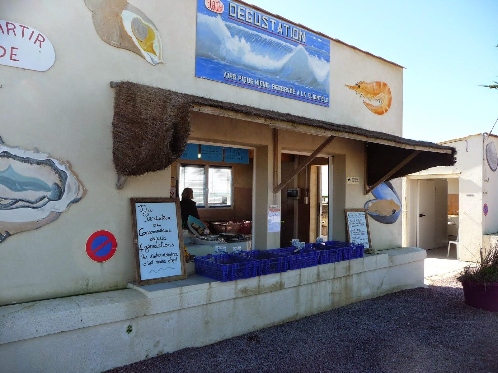 The Degustation restaurant