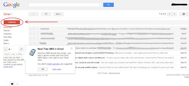 Cara Kirim File Lewat Email