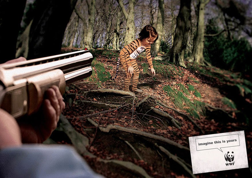 Imagine This Is Yours - 33 Powerful Animal Ad Campaigns That Tell The Uncomfortable Truth