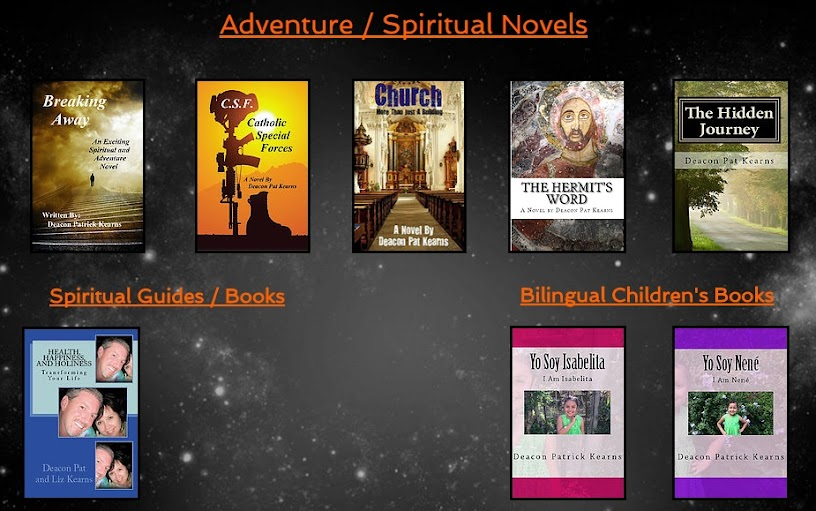 Deacon Pat's Books