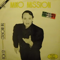 MIKO MISSION - The World Is You (1985)