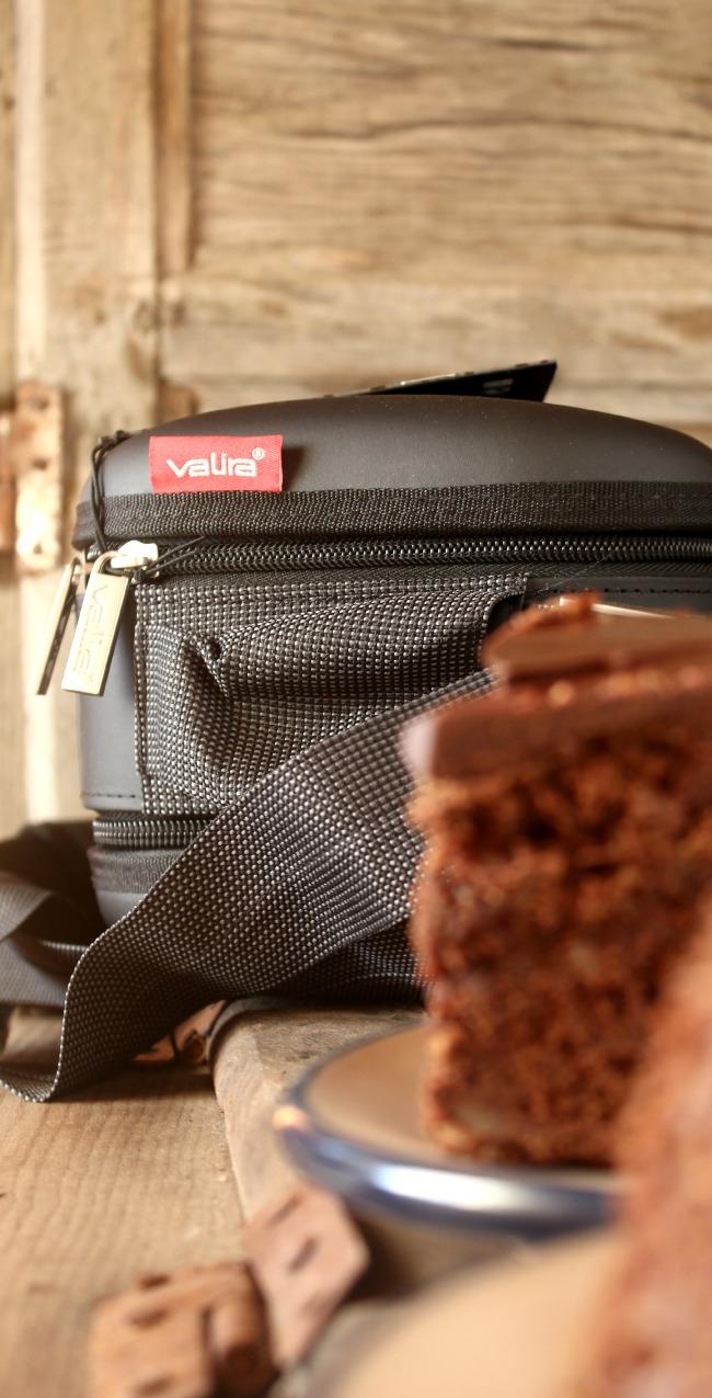 Regalo Valira. Tarta de chocolate,calabaza y semillas de lino,almendras y nueces