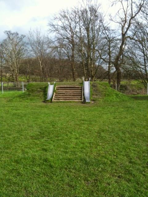 Staveley recreation ground