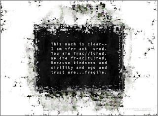 Fault Lines Copyright 2015 Christopher V. DeRobertis. All rights reserved. insilentpassage.com